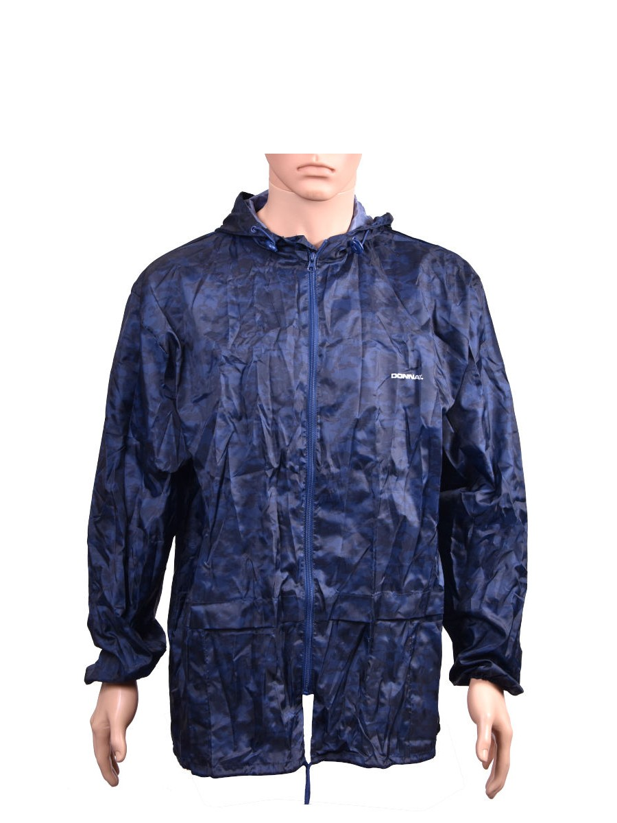 Coupe Vent Donnay Camouflage Bleu
