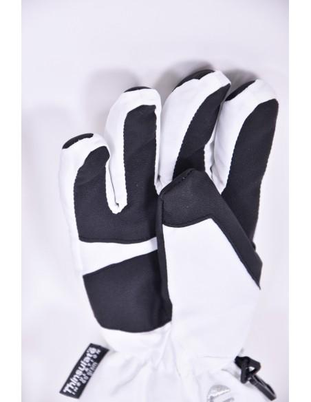 11WAG05 - Moufle de ski blanc - Lady Glove - Fusalp -